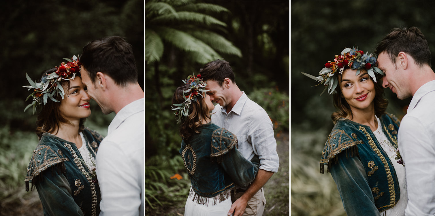 River and Fern - Melbourne Wedding Photographer