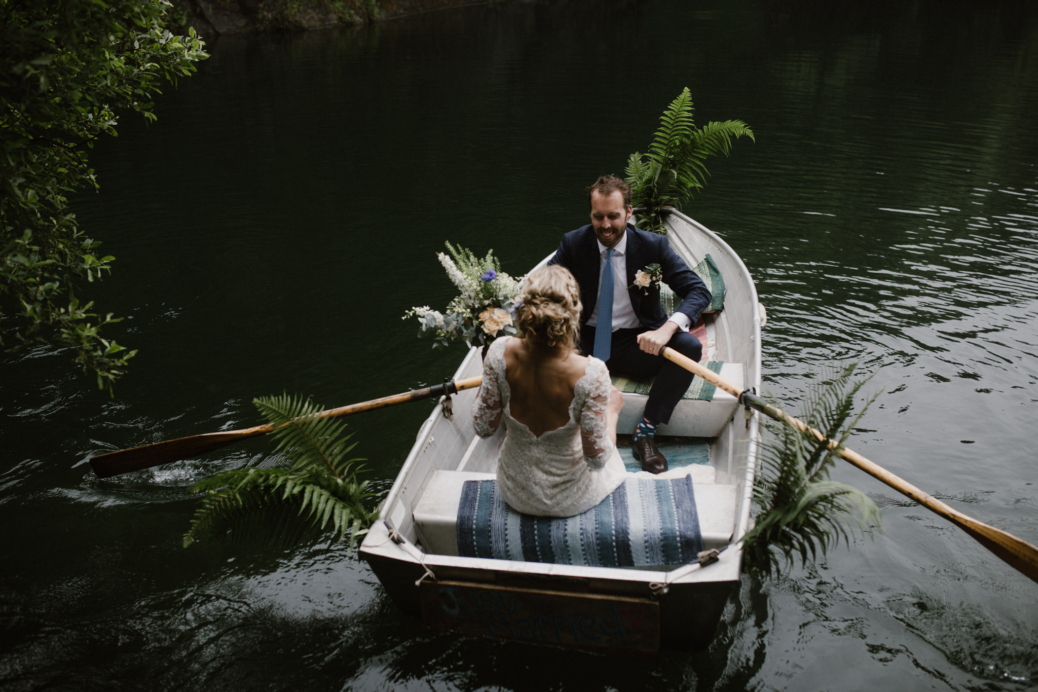 River and Fern - UK wedding photographer - cornwall tipi wedding
