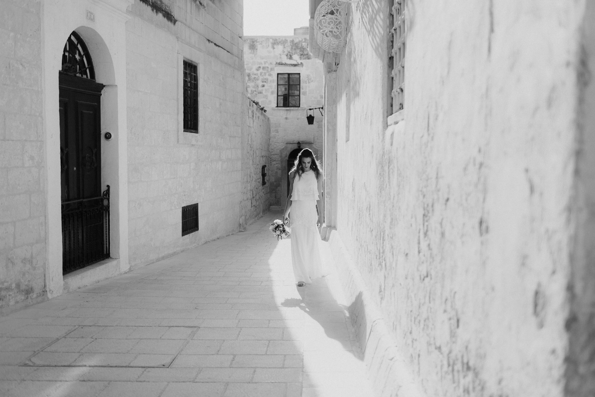 River and Fern Destination Wedding Photographer - Malta