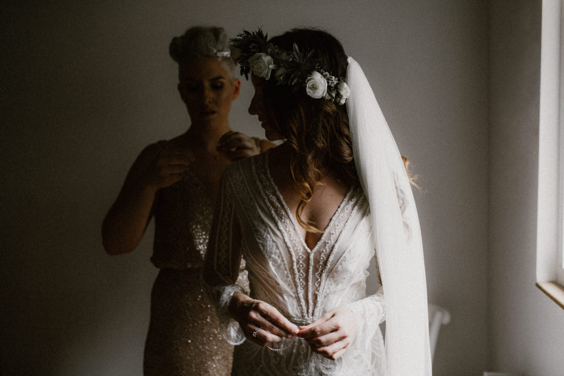 Mary Parker Wedding Photography - Amy and Tom Woodland Wedding